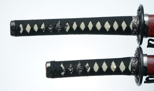 AKAISHIME Swords Set