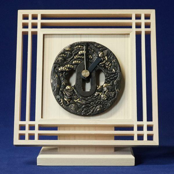 TSUBA Clock
