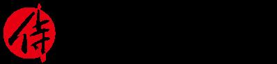 サムライ体験撮影